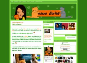 meowdiaries.com