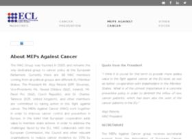 mepsagainstcancer.org