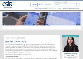 meraka.org.za
