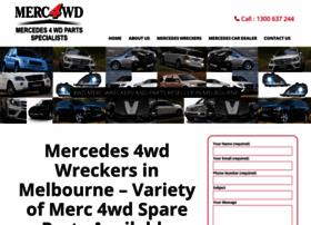 merc4wd.com.au