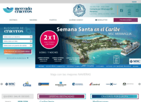 mercadocruceros.com.mx