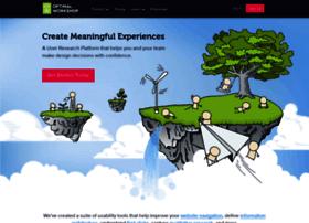mercadolibre.optimalworkshop.com