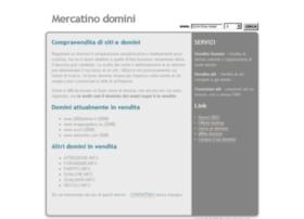 mercatino-domini.com