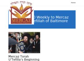 mercaz.shulpledge.com