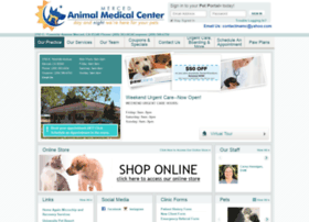 mercedamc.vetstreet.com