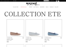 mercedeh-shoes.com