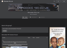 mercedes-190.co.uk