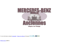 mercedes-anciennes.fr