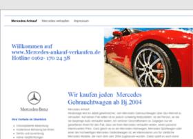mercedes-ankauf-verkaufen.de