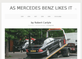 mercedes-benzcomplaints.com