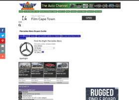 mercedesbuyersguide.theautochannel.com