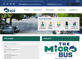 mercedthebus.com