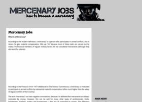 mercenaryjobs.org