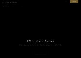 mercerhoteles.com