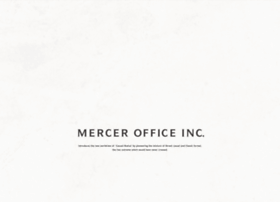 merceroffice.com