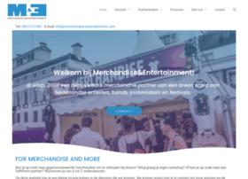 merchandise-entertainment.nl