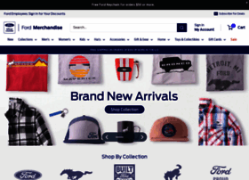 merchandise.ford.com