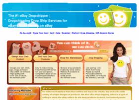 merchandisedropship.com