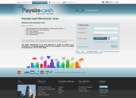 merchant.paysite-cash.com