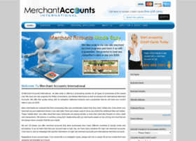 merchantaccountsinternational.com