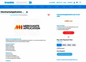 merchantsapplication.com