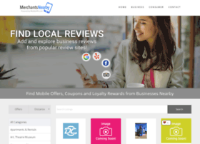 merchantsnearby.com