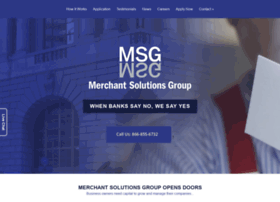 merchantsolutionsgroup.com