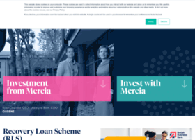 merciatech.co.uk
