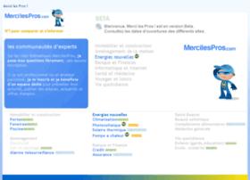 mercilespros.com