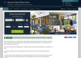 mercure-plaza-essen.hotel-rez.com