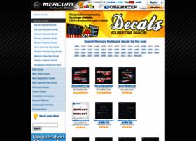 mercurydecals.com