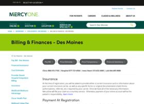 mercyclinicsdesmoines.com