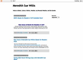meredithsuewillis.blogspot.com