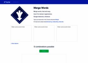 mergewords.com