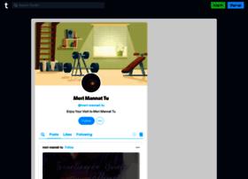 meri-mannat-tu.tumblr.com