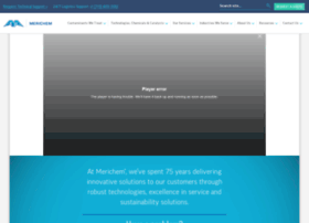 merichem.com