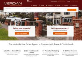 meridianestateagents.co.uk