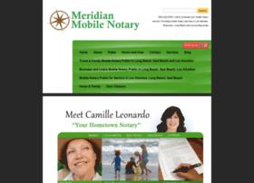 meridianmobilenotary.com
