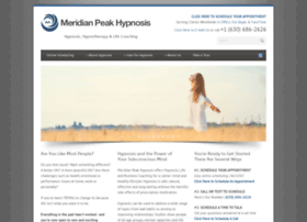 meridianpeakhypnosis.com