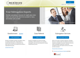meridianresource.com