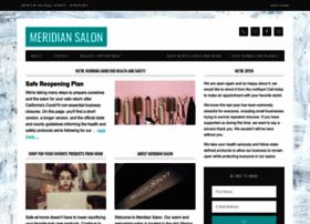 meridiansalon.com
