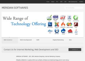 meridiansofttech.com