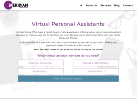 meridianvirtualoffice.co.uk