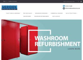 meridienwashrooms.co.uk