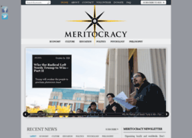 meritocracyparty.org