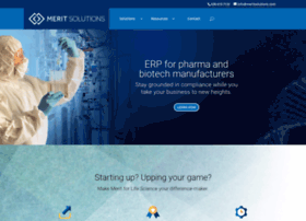 meritsolutions.com