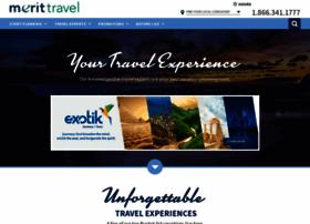 merittravel.com