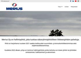 merius.fi