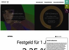 merkur-bank.de