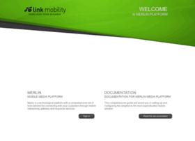 merlin.linkmobility.com